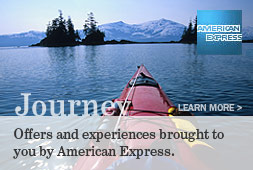 Experiences brought to you by American Express