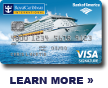 Learn more about the RoyalCaribbean International credit card